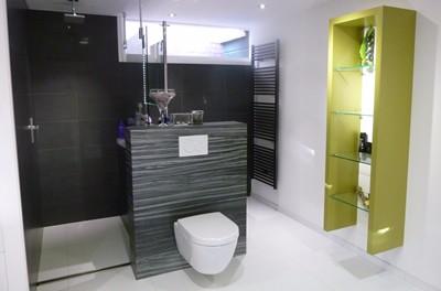 Van Boven Badkamers : Badkamer boven keuken u devolonter
