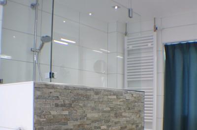 badkamers – van boven, Badkamer